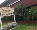 Buena Sands Apartments, Carl E Gilbert Elementary School, Buena Park, CA