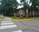 Poplar Ridge Apartments, Central Elementary School, Nya, MN