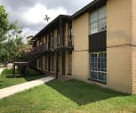 Camino Real Apartments, Early College High School, Harlingen, TX