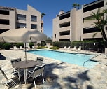 Del Prado in the Arizona Biltmore Estates, Camelback East, Phoenix, AZ