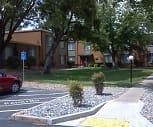 Downtown Plaza, Cypress Elementary School, Redding, CA