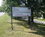 LUTHERAN SENIORLIFE PASSAVANT - RESIDENTIAL, Connoquenessing Valley Elementary School, Zelienople, PA
