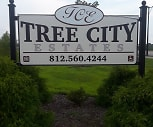 Tree City Estates, 47240, IN