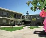 Iris Gardens, Citrus College, CA