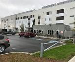 Eagle River Coronado Park Senior Housing, Eagle River Elementary School, Eagle River, AK