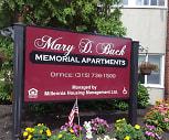Mary D Buck Memorial Apts, Rome, NY