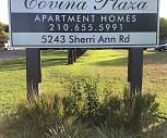 Covina Plaza, San Antonio, TX