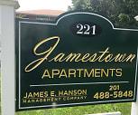 Jamestown Apartments, Montclair, NJ