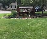 Cedarview Apartments, St Francis Borgia School, Cedarburg, WI