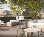 Pool, Greybarn Amityville