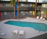 Space on 6th Avenue, Van Buren/Central Ave Light Rail Station - VMR, Phoenix, AZ