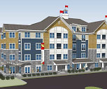 River's Edge Apartments & Arts Studio, Salisbury Middle School, Salisbury, MD