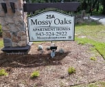 Mossy Oaks, Beaufort Middle School, Beaufort, SC