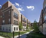 Roosevelt Square, St Ignatius College Prep, Chicago, IL