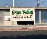 Green Valley Mobile Home Park, Park View Middle School, Yucaipa, CA