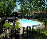 Pool, Chalet Village