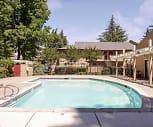 Pool, Rivergate Apartments