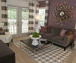 Living Room, Highland Lake
