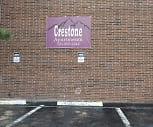 Crestone Apartments, Elmwood Baptist Academy, Brighton, CO