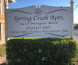 Spring Creek Apartments, Memorial Middle School, Harlingen, TX