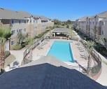 Pool, Lake Point Apartments- Senior Housing