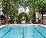 Pool, Post Gardens