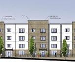 200 Loomis Apartments, OJ Dejonge Middle School, Ludington, MI