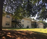 North Hills Manor Apartments, Meridian High School, Meridian, MS
