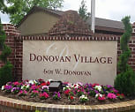 Donovan Village Apartments, Independence Heights, Houston, TX