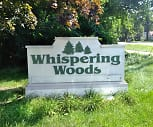 Whispering Woods, St Patrick School, White Lake, MI