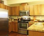 Kitchen, The Jones Apartments