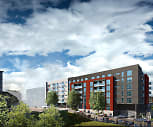Mira Bellevue Apartments, City Center South, Bellevue, WA