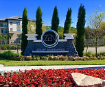 Community Signage, Zen Luxury Living Apartments