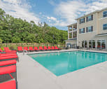 Pool, Copper Beech at Ames-Per Bed Lease
