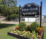 Willow Creek, William M Colmer Middle School, Pascagoula, MS