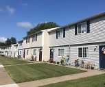 Barrington Townhomes, Finger Lakes Community College, NY
