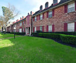 Belmont Place & La Fontaine Apartments, Briarforest, Houston, TX