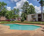 Woodlake, Oakhaven Middle School, Memphis, TN
