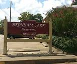 Brenham Park, Blinn College, TX
