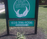 Bluff Gardens Apartments, Parkmoor Elementary School, Columbus, OH