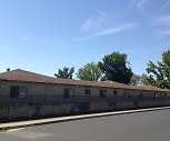 Sabre Apartments (Oro Villa Apartments), Ophir Elementary School, Oroville, CA