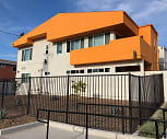 Osage Apartment, Hyde Park, Los Angeles, CA