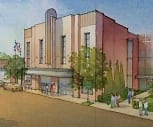 The New East End Theatre Apartments, Bellevue Elementary School, Richmond, VA
