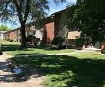Bethany Park Plaza, Central Middle School, Kansas City, KS
