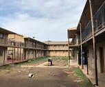 Carrollton Arms/Del Mar, Dewitt Perry Middle School, Carrollton, TX