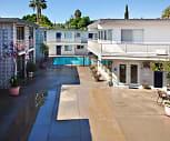 Milton Place, Troy High School, Fullerton, CA