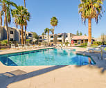 Pool, The Agave Apartments