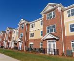 Eden Chase Apartments, Holmes Middle School, Eden, NC