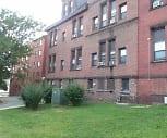 Winchester Crane Apartments, Stanley Elementary School, Waltham, MA