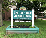 United House Apartments, Scranton High School, Scranton, PA